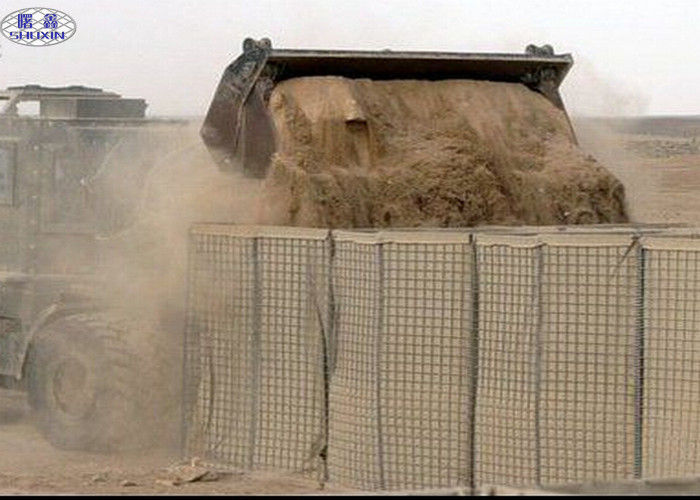 Standard Sand Filled Barriers bastion For Erosion And Scour Protection